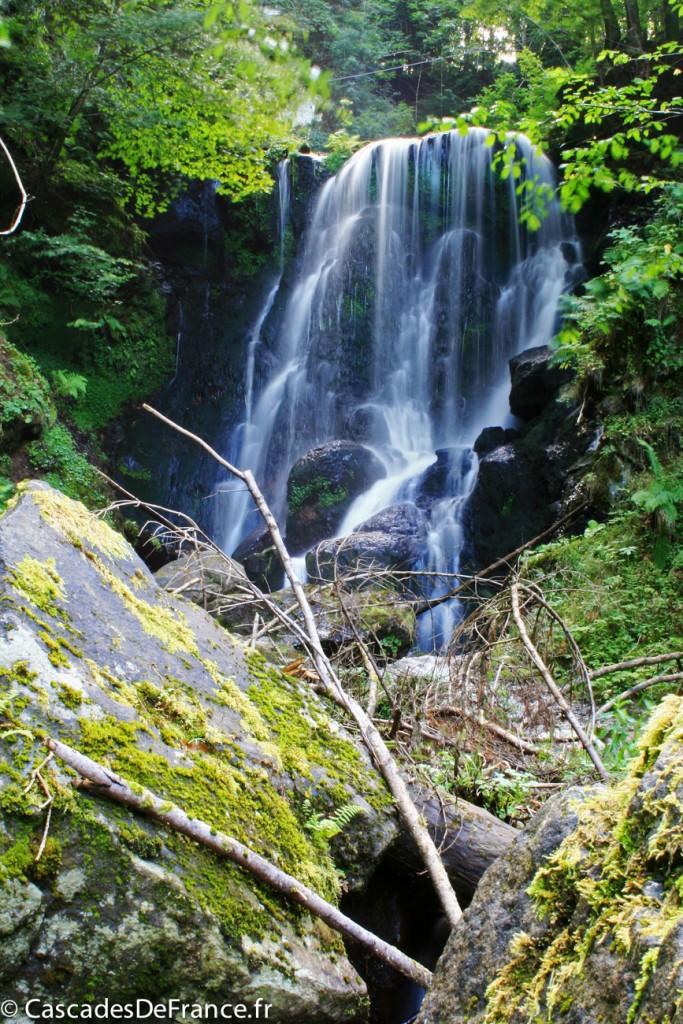 Cascade du Moulin de Chambeuil-cdf